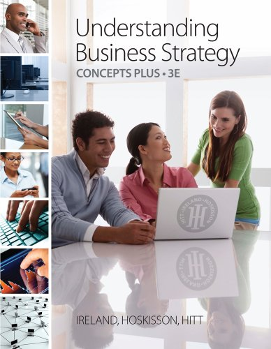 Understanding Business Strategy Concepts Plus  3rd 2012 edition cover