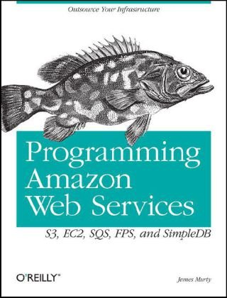 Programming Amazon Web Services S3, EC2, SQS, FPS, and SimpleDB  2008 9780596515812 Front Cover