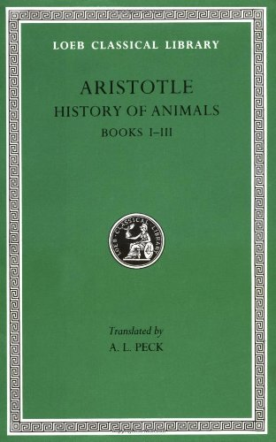 History of Animals   1965 edition cover