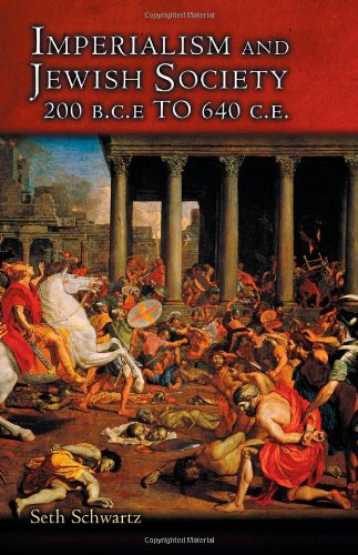 Imperialism and Jewish Society, 200 B. C. E to 640 C. E.   2001 edition cover