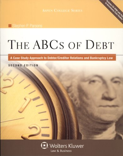 Abc Debt Case Study Approach Debtor Creditor Relation 2e 2nd 2011 (Revised) 9780735598812 Front Cover