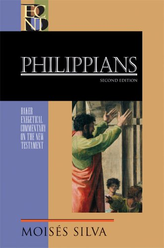 Philippians  2nd 2005 edition cover