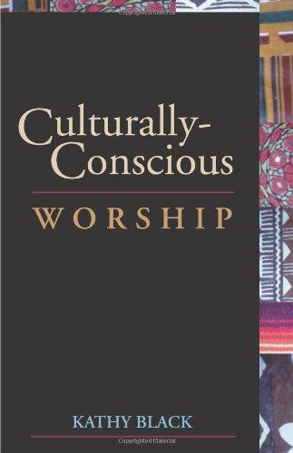 Culturally-Conscious Worship   2000 edition cover