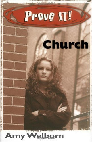 Prove It! Church N/A edition cover