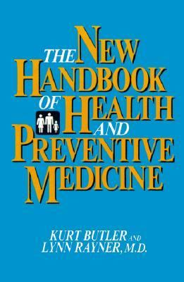 New Handbook of Health and Preventive Medicine  Revised  9780879755812 Front Cover