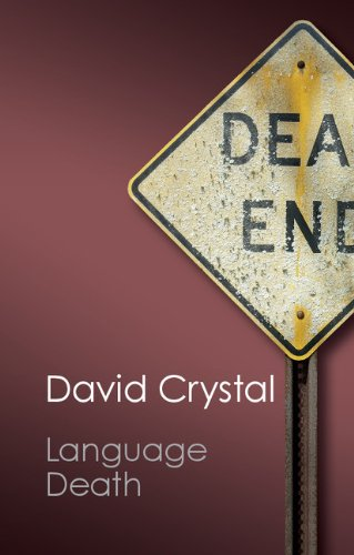 Language Death   2014 edition cover