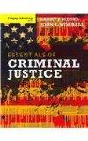 Cengage Advantage Books: Essentials of Criminal Justice  8th 2013 edition cover