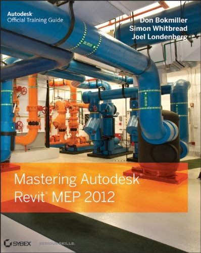 Mastering Autodesk Revit MEP 2012   2011 9781118066812 Front Cover