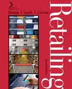 Retailing  7th 2011 edition cover