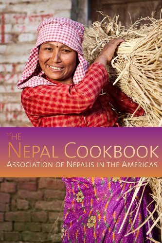 Nepal Cookbook  2nd 9781559393812 Front Cover