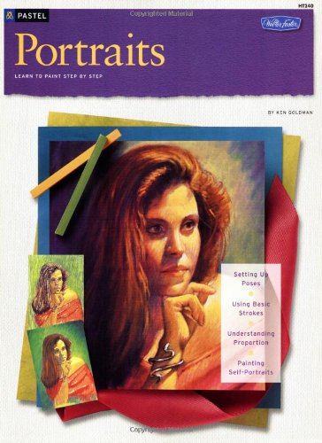 Pastel: Portraits  N/A 9781560100812 Front Cover