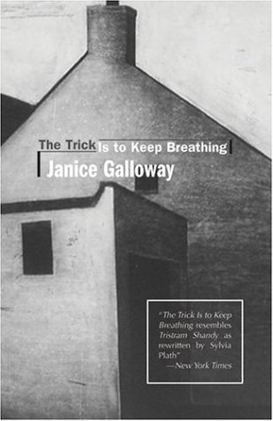 Trick Is to Keep Breathing   2003 edition cover