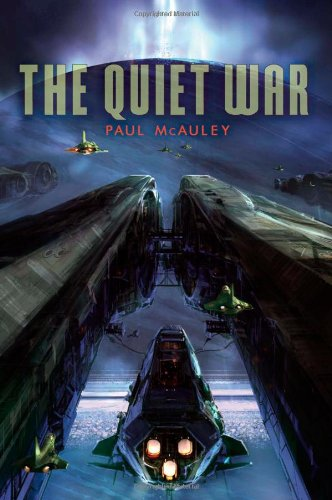Quiet War   2009 edition cover