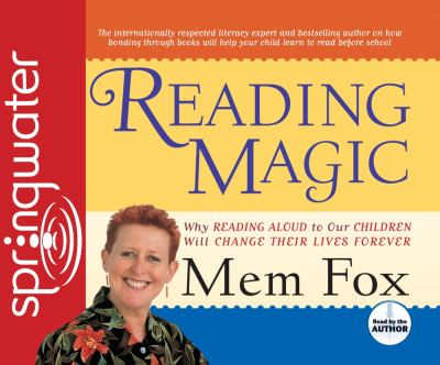 Reading Magic:  2009 edition cover