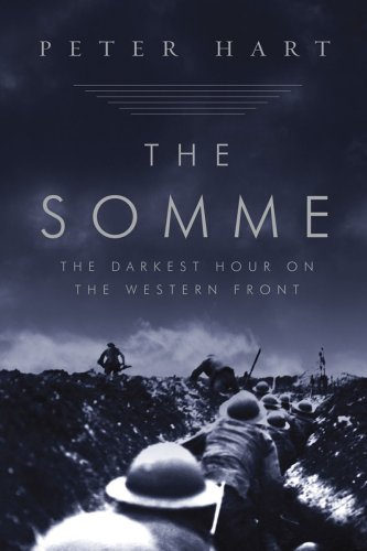 Somme The Darkest Hour on the Western Front N/A edition cover