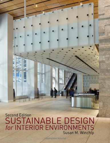 Sustainable Design for Interior Environments  2nd 2012 edition cover