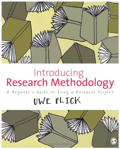 Introducing Research Methodology A Beginner's Guide to Doing a Research Project  2011 edition cover