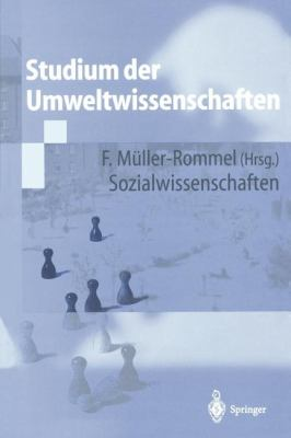 Studium Der Umweltwissenschaften: Sozialwissenschaften  2001 edition cover