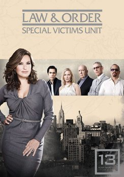 Law & Order: Special Victims Unit - The Thirteenth Year System.Collections.Generic.List`1[System.String] artwork