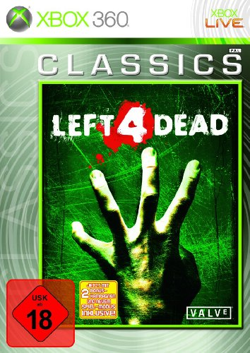 Left 4 Dead - Xbox Classics Xbox 360 artwork