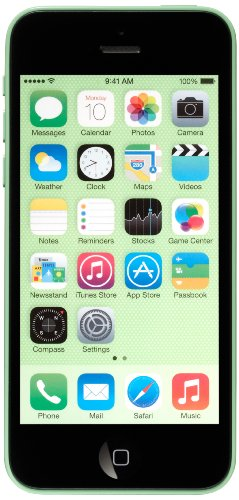 Apple iPhone 5c - 16GB - Green (AT&T) product image