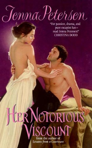 Her Notorious Viscount  N/A 9780061470813 Front Cover