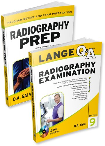 Saia Radiography Value-Pack (VALPAK)  7th 2013 edition cover