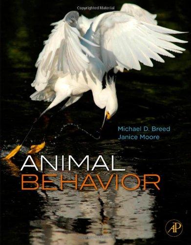Animal Behavior   2011 edition cover