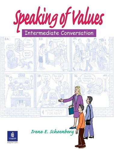 Speaking of Values  2nd 2004 9780130978813 Front Cover