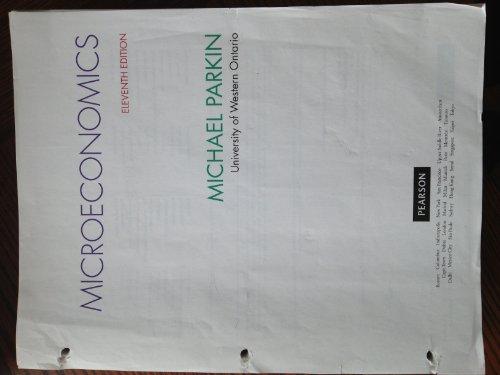 Microeconomics, Student Value Edition  11th 2014 edition cover