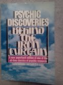Psychic Discoveries Behind the Iron Curtain  N/A 9780137320813 Front Cover