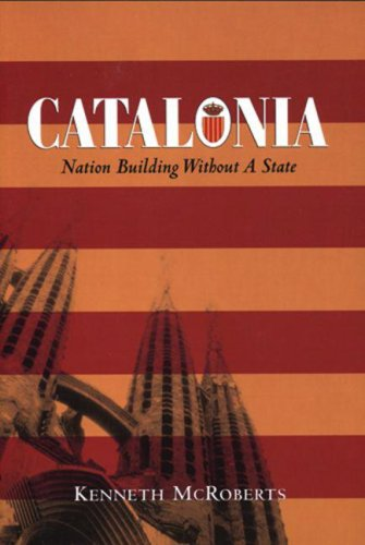 Catalonia Nation Building Without a State  2001 edition cover