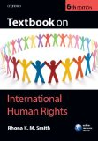 Textbook on International Human Rights  6th 2013 edition cover