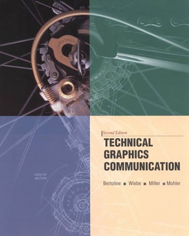 Technical Graphics Communication 2nd 1997 9780256229813 Front Cover