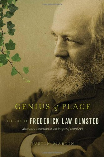 Genius of Place The Life of Frederick Law Olmsted  2011 edition cover