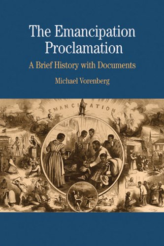 Emancipation Proclamation A Brief History with Documents  2010 edition cover