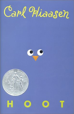 Hoot   2002 edition cover