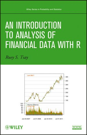 Introduction to Analysis of Financial Data with R   2013 edition cover