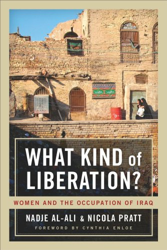 What Kind of Liberation? Women and the Occupation of Iraq  2010 edition cover