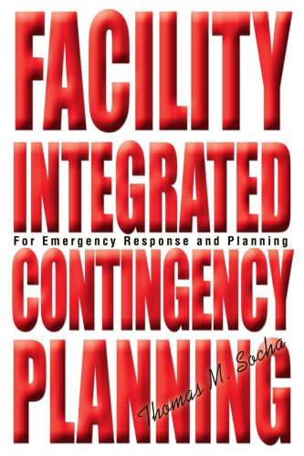 Facility Integrated Contingency Planning For Emergency Response and Planning  2002 edition cover