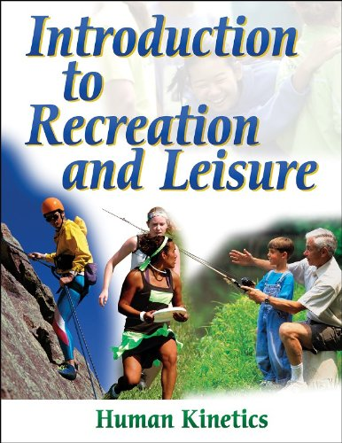 Introduction to Recreation and Leisure   2006 edition cover