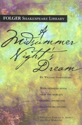 Midsummer Night's Dream   2004 edition cover