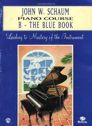 B - The Blue Book   1995 (Revised) edition cover