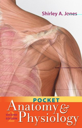 Pocket Anatomy and Physiology  2nd 2012 (Revised) edition cover