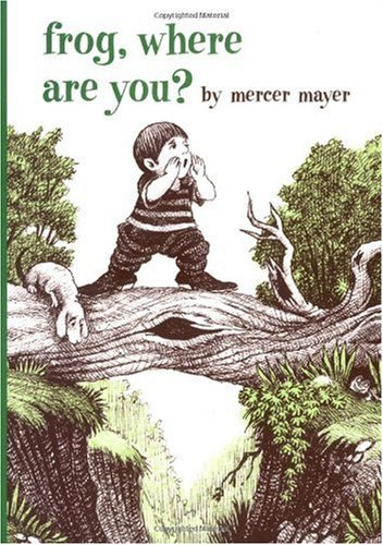Frog, Where Are You?   1969 edition cover