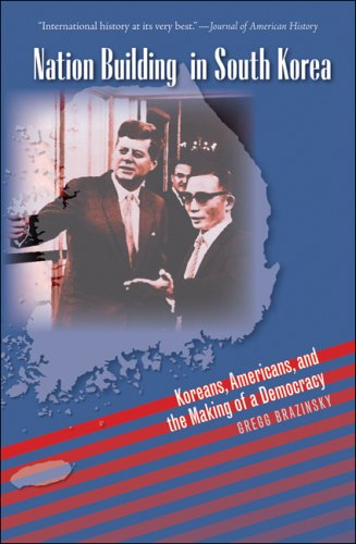 Nation Building in South Korea Koreans, Americans, and the Making of a Democracy  2009 edition cover