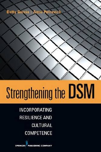 Strengthening the DSM Diagnosing for Personal and Cultural Resilience  2011 edition cover