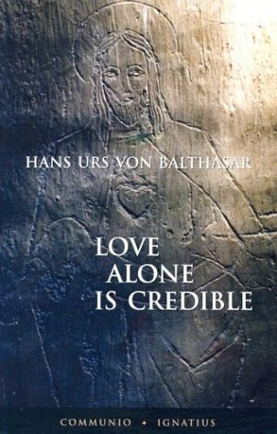 Love Alone is Credible   2004 edition cover