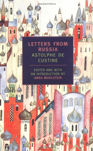 Letters from Russia   2002 (Expanded) 9780940322813 Front Cover