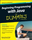 Beginning Programming with Java for Dummies�  4th 2014 edition cover
